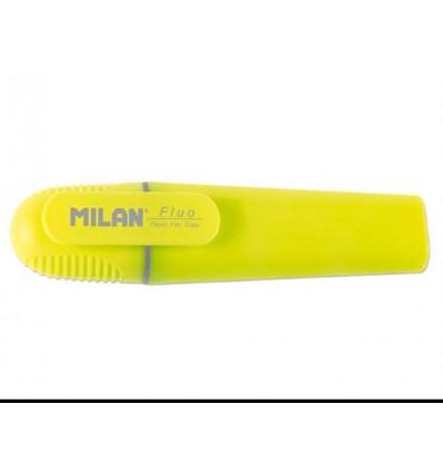 Teksto žymeklis Milan , geltonas
