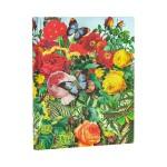 Užrašų knygutė Paperblanks Flexis Butterfly Garden