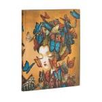 """Užrašų knygutė paperblanks Flexis """"Madame Butterfly"""""""