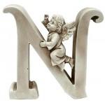 """Gispo raidė - angelas 13cm."""" N"""""""