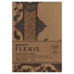 """Užrašų knygutė paperblanks Flexis""""Vision of pailey ivory kraft"""""""